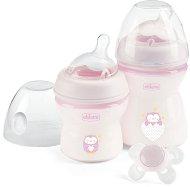 Комплект за новородено - Natural Feeling - С шишета, биберони и залъгалка -