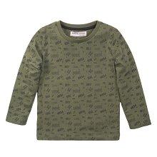 """Детска блуза - 100% памук от серията """"MINOTI Basics"""" -"""