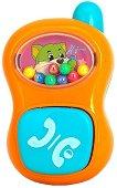 Дрънкалка - Телефон - Бебешка играчка -