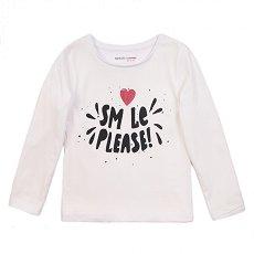 """Детска блуза - 100% памук от серията """"MINOTI Basics"""" - продукт"""