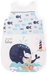 """Бебешко спално чувалче - С дължина 70 или 90 cm от серията """"Happy Sailor"""" -"""