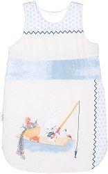 """Бебешко спално чувалче - С дължина 70 или 90 cm от серията """"The Fish Panda"""" -"""