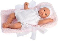 Кукла бебе Коке - Комплект с одеялце и шишенце - кукла