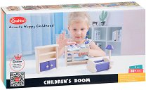 Детска стая за куклена къща -