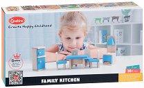 Кухня за куклена къща -