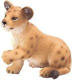 """Лъвче - Фигурка от серията """"Wildlife"""" -"""