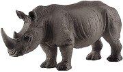 """Бял носорог - Фигурка от серията """"Wildlife"""" -"""