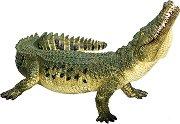 Крокодил с подвижна челюст - фигура