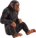 "Шимпанзе - Фигурка от серията ""Wildlife"" -"