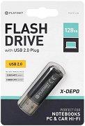 USB 2.0 флаш памет 128 GB - X-Depo