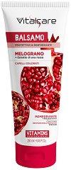 Vitalcare Vitamins Pomegranate Conditioner - балсам