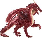 Червен дракон - фигура