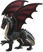 """Черен дракон - Фигурка от серията """"Fantasy and Figurines"""" -"""