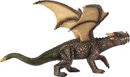 Земен дракон с подвижна челюст -