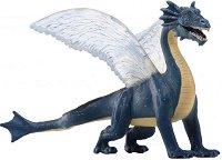 """Морски дракон с подвижна челюст - Фигурка от серията """"Fantasy and Figurines"""" -"""