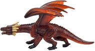 """Огнен дракон с подвижна челюст - Фигурка от серията """"Fantasy and Figurines"""" -"""