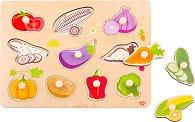 Зеленчуци - пъзел