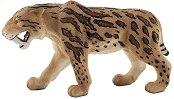 Съблезъб тигър - фигура