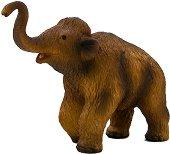 """Вълнест бебе мамут - Фигурка от серията """"Prehistoric and Extinct"""" -"""