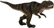 """Динозавър - Тиранозавър Рекс с подвижна челюст - Фигурка от серията """"Prehistoric and Extinct"""" -"""