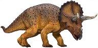 "Динозавър - Трицератопс - Фигурка от серията ""Prehistoric and Extinct"" -"