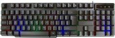 Механична гейминг клавиатура с USB кабел - Rebel