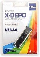 USB 3.0 флаш памет 128 GB - X-Depo