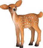 Белоопашато еленче - фигура