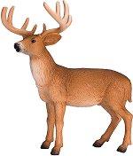 Белоопашат елен - играчка