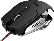 Гейминг оптична мишка с USB кабел - OM-264