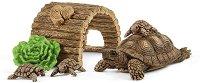 """Дом на костенурки - Фигури от серията """"Животни от дивия свят"""" -"""