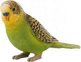 """Вълнист папагал - Фигурка от серията """"Wildlife"""" -"""