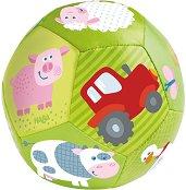 Мека топка - Ферма - играчка