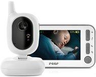 Дигитален видео бебефон - BabyCam L - С еко режим, нощно виждане и широкоъгълна камера -
