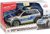 Полицейско SUV - VW Tiguan R-Line - количка