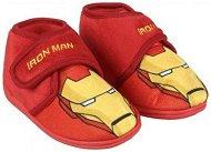 Детски пантофи - Iron Man - раница