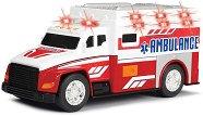 """Линейка - Детска играчка със светлинни и звукови ефекти от серията """"Action"""" -"""