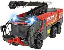 Пожарна кола за летище - играчка