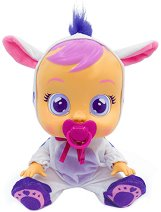 Cry Babies - Сусу - Плачеща кукла бебе с аксесоари -