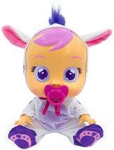 Cry Babies - Сусу - Плачеща кукла бебе с аксесоари - играчка