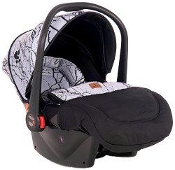 Бебешко кошче за кола - Pluto Marble - За бебета от 0 месеца до 13 kg - столче за кола