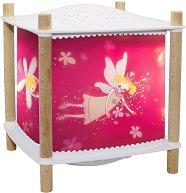 """Магическа декоративна лампа - Феи - Детски аксесоар с USB зареждане от серията """"Magic Lantern"""" -"""