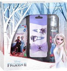 """Детски подаръчен комплект - С козметика от серията """"Замръзналото кралство"""" - продукт"""