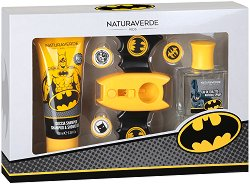 """Детски подаръчен комплект - С козметика от серията """"Батман"""" - маска"""