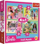 Светът на Барби - пъзел