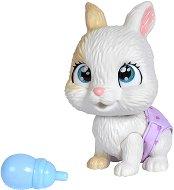 Зайче с памперс - Детски комплект за игра -