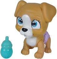 Кученце с памперс - играчка