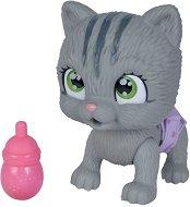 Коте с памперс - Детски комплект за игра - фигура