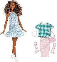 """Барби с модни тоалети - Кукла с аксесоари от серията """"Barbie"""" -"""