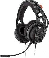 Геймърски слушалки с микрофон - 400HX Urban Camo